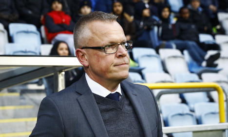 Who is Sweden's new national football boss?