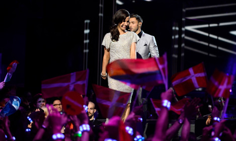 Nordics knocked out of Eurovision semi-finals