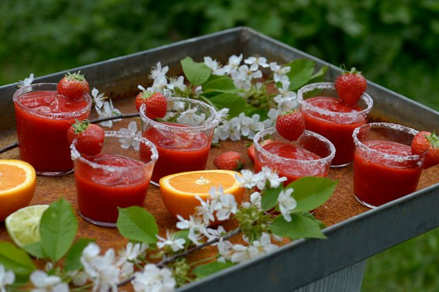 The Swedish strawberry drink that's perfect for summer