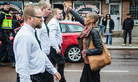 Why this fearless woman is the talk of Sweden