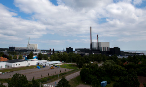 'Suspicious object' found at Swedish nuclear plant