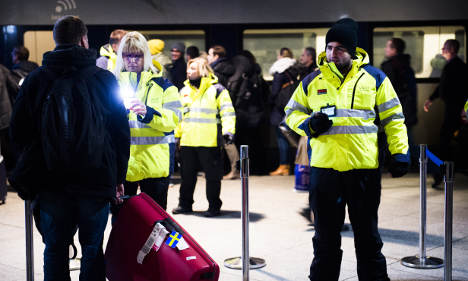 Sweden fights for EU border controls to stay