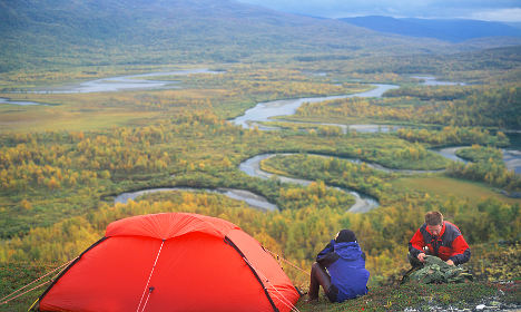 IN PICTURES: 8 of Sweden's wondrous national parks