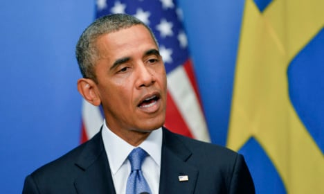 Swedish PM to teach Obama about the 'Nordic model'