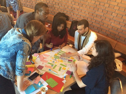 Reflections from the case-solving event on building sustainable, safe and inclusive cities