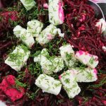 Fend off the bad weather with a Swedish beetroot salad