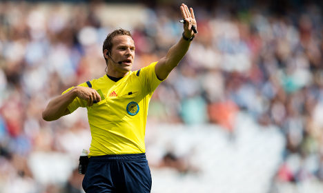 Why Swedish football is introducing a green card