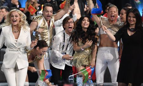 First semi-final winners revealed for Eurovision finale