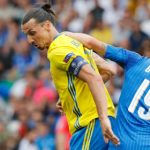 Italy 1-0 Sweden: Late goal put Italy in last 16