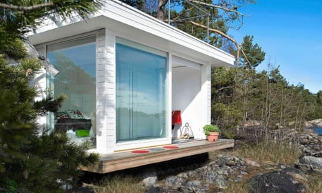 In pictures: Eight cool compact Scandinavian houses