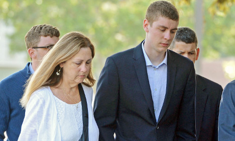 Swedish heroes hailed for catching Stanford attacker