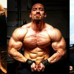 The Syrian body-building champion fighting the urge to eat sweets in Sweden