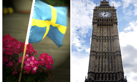 'My Swedish friends and I talk about moving to Scotland'