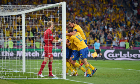 The Swedish love and hate affair with English football