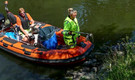 Why this Swedish canal was filled with dead rats