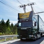 Sweden trials electrified highway for trucks