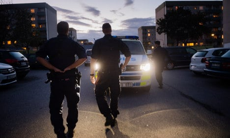 Will CCTV curb crime in Stockholm suburbs?