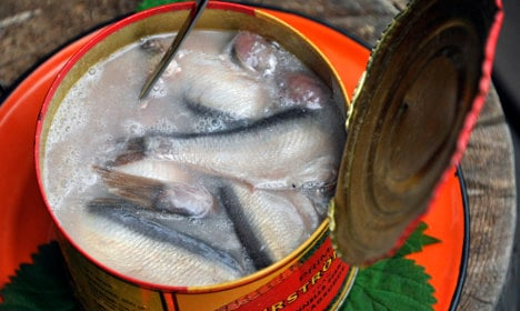 Coming soon: Sweden's smelly fermented fish