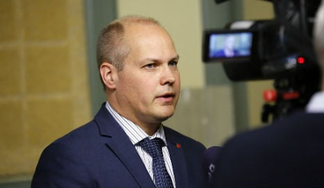 Sweden to go ahead with migrant age tests
