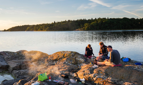Six great things to put on your Swedish summer bucket list