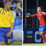 Sweden legend Larsson's son joins Olympics football squad