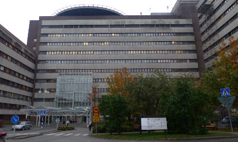 Baby dies after Swedish hospital sends woman home