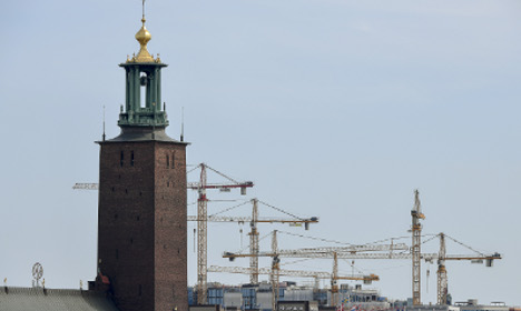 Sweden's building trade rocked by bribery claims