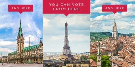 Five things Americans should know about voting abroad