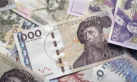 Are tourists being caught out by Sweden's old bank notes?
