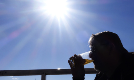 Why Swedes are really, really happy about a 25C 'heatwave'
