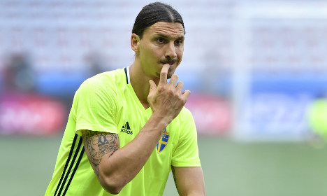 Five facts on Manchester United-bound Ibrahimovic