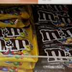 M&M's chocolate war continues in Sweden