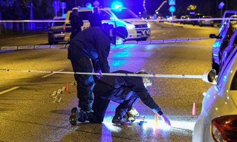 Malmö police probe three shootings within 11 minutes