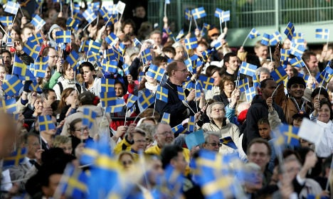 'Sweden is the most extreme country in the world'
