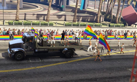 Why everyone is talking about Sweden's GTA pride parade