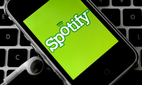 Sweden's Spotify hits 39 million subscribers