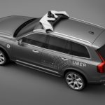 Volvo teams up with Uber in self-driving car race