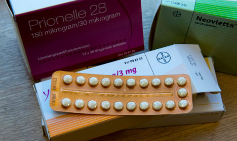 Swedes find out how birth control affects your sex life