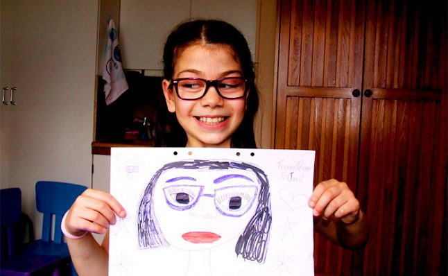 Brilliant 10-year-old Reem: 'I want to be a businesswoman but I don't care about money'