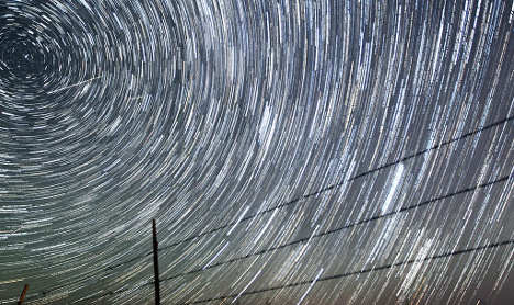 Top tips for watching the meteor shower in Sweden