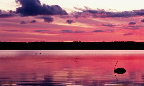 Sweden's most beautiful places revealed