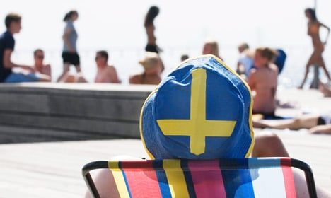 Woman told she's not Swedish enough for a job