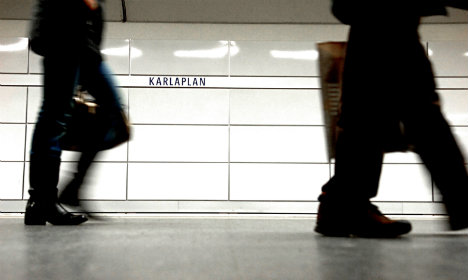 Stockholm metro could be 'driven by robots' by 2025