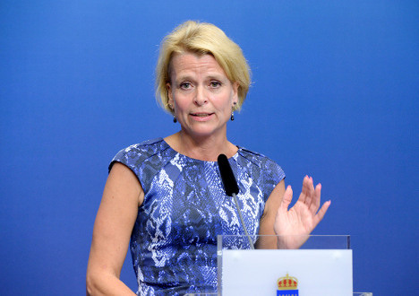 'More men must stand up against abuse in Sweden'
