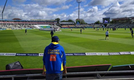 How cricket is helping refugees integrate in Sweden
