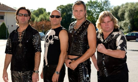 Death threats force Swedish band to hire bodyguards