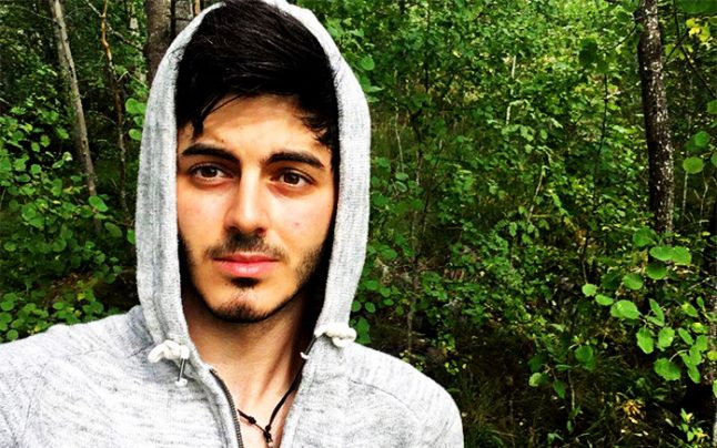 Gabriel mastered Swedish and got accepted onto a medicine degree in just 7 months