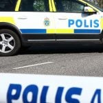 Police hunt man who rammed his car into crowd in Sweden