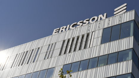 Ericsson to end manufacturing in Sweden?