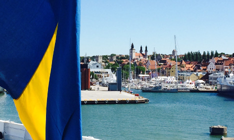 Why Sweden is putting troops on this idyllic holiday island